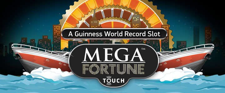 Play the progressive Mega Fortune mobile slot at Vera&John.
