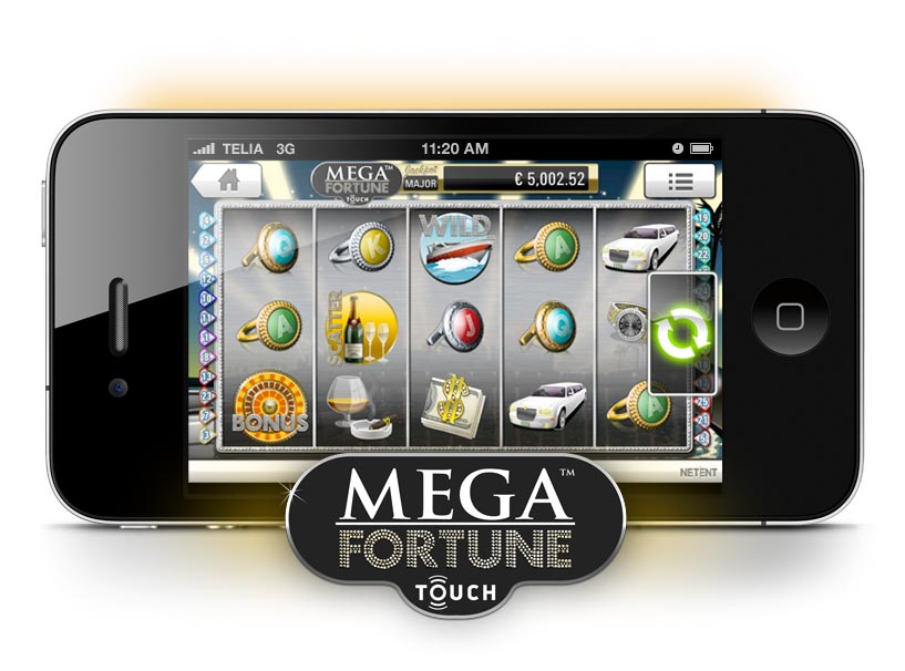 Play Mega Fortune for free.