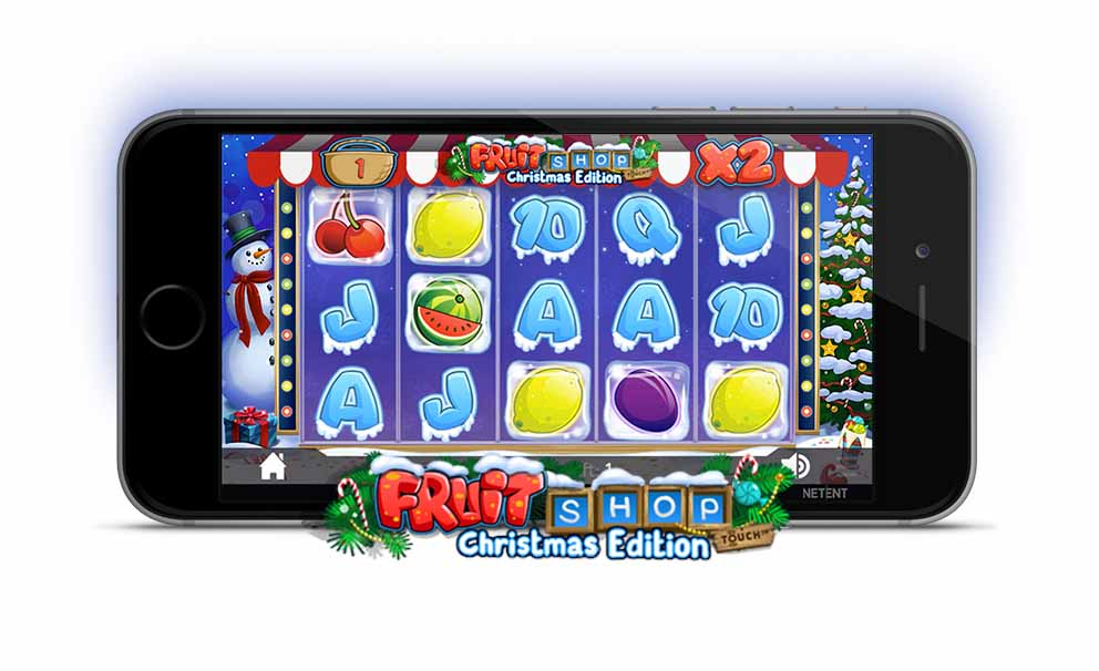 Fruit Shop Slot Review Netent Original Christmas Edition