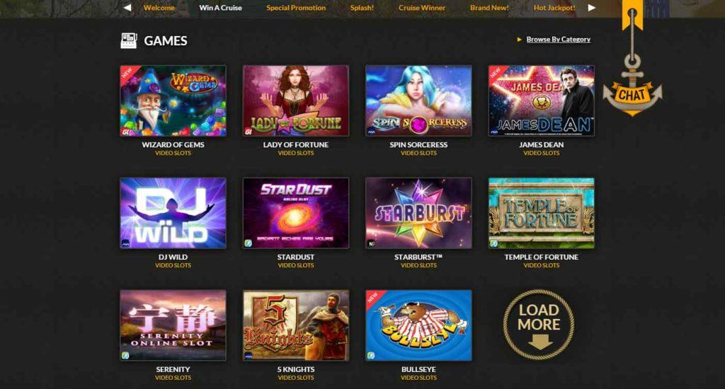 dreams casino mobile login
