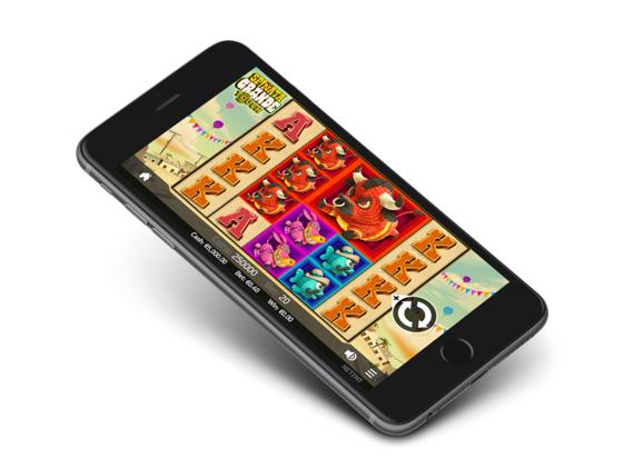 Spinata Grande Online Slot - NetEnt - Rizk Online Casino Sverige