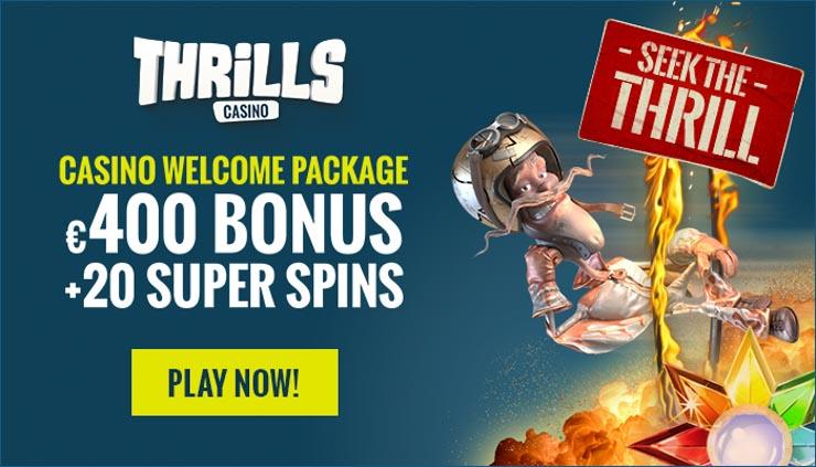 super casino welcome bonus