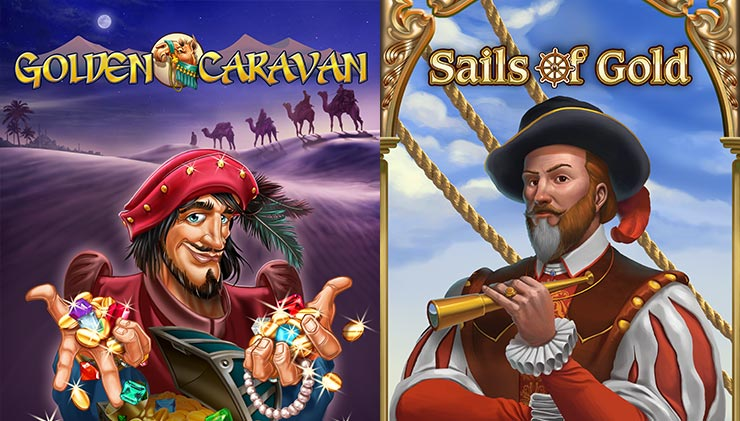 caravans of gold summary Trading gold for salt if you could choose between a pile of salt and a pile of gold, you would probably choose the gold after all, you know that you can always buy a container of salt for about forty-five cents at the local supermarket.