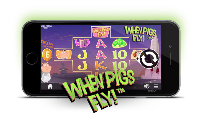 Spiele When Pigs Fly (High 5 Games) - Video Slots Online