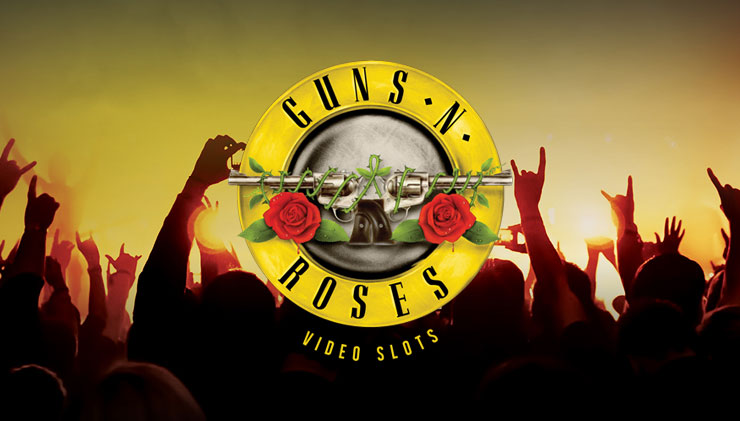 Guns N' Roses Video Slots™ Review (NetEnt) | Game of the Year 2016