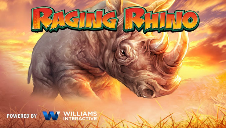 Spiele Raging Rhino - Video Slots Online