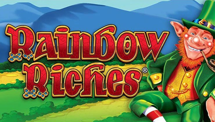 Paddy Power Slots Rainbow Riches