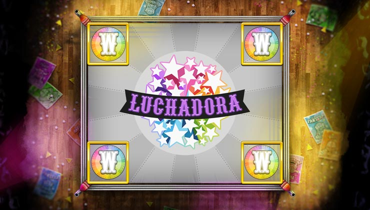 Luchadora mobile slot review.