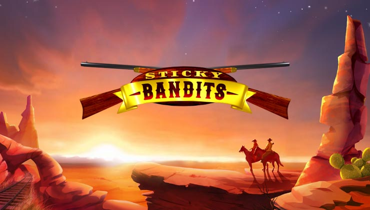 Sticky Bandits slot review.