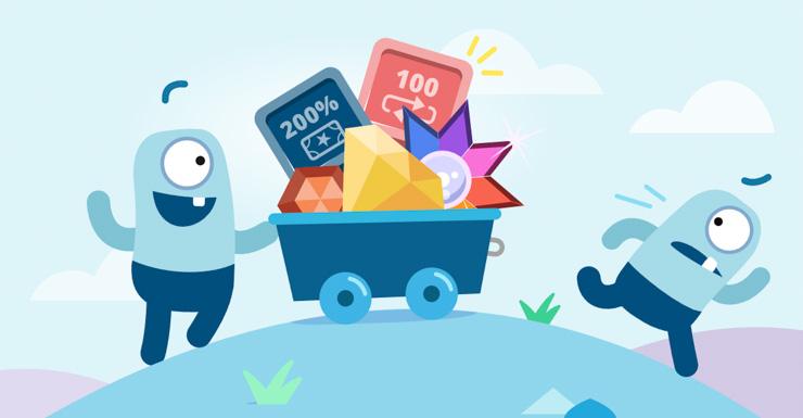 PlayFrank mobile casino signup bonuses.