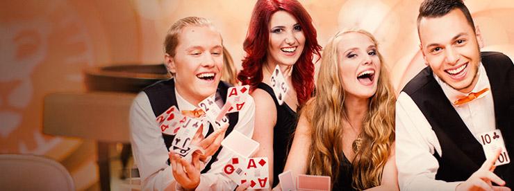 Chambre Séparée by Evolution Gaming at LeoVegas Live Casino.