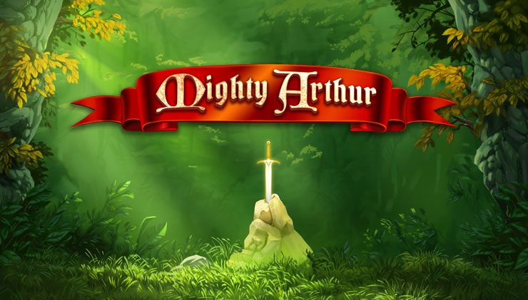 Mighty Arthur slot review by Quickspin.