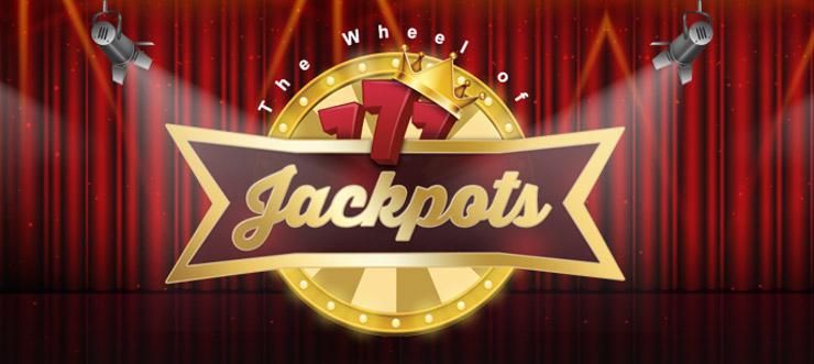 Wheel of Jackpots by Videoslots.com.