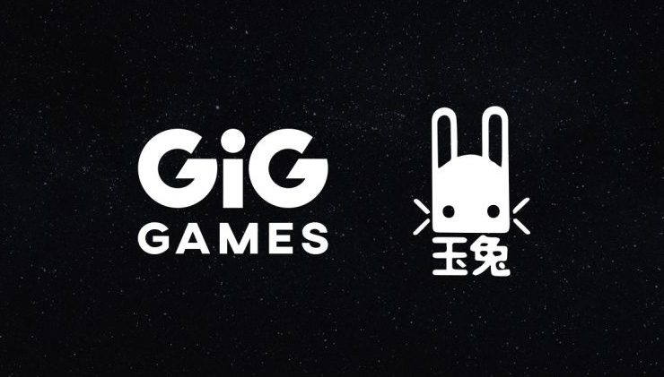 GiG Games partnership with Jade Rabbit games studio.