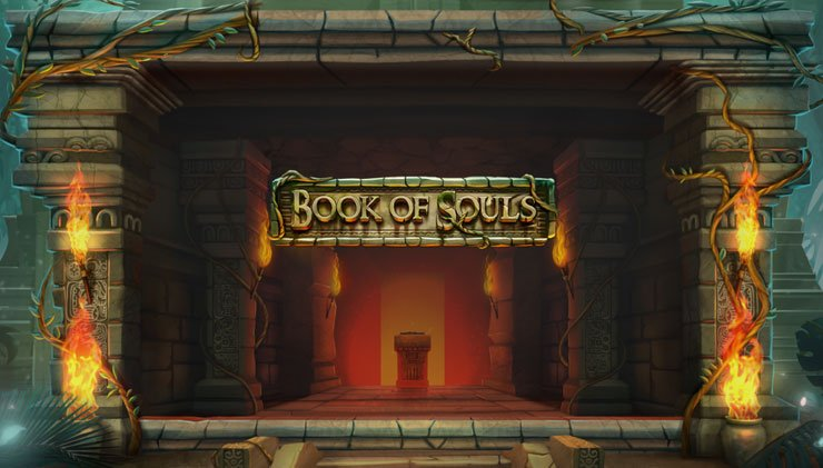 Book of Souls slot by GiG.