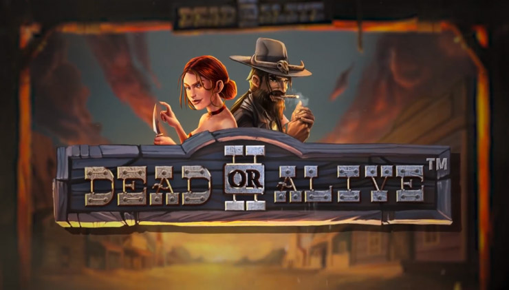 Dead or Alive 2 online slot review.