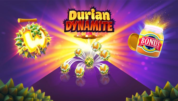 Durian Dynamite slot review.