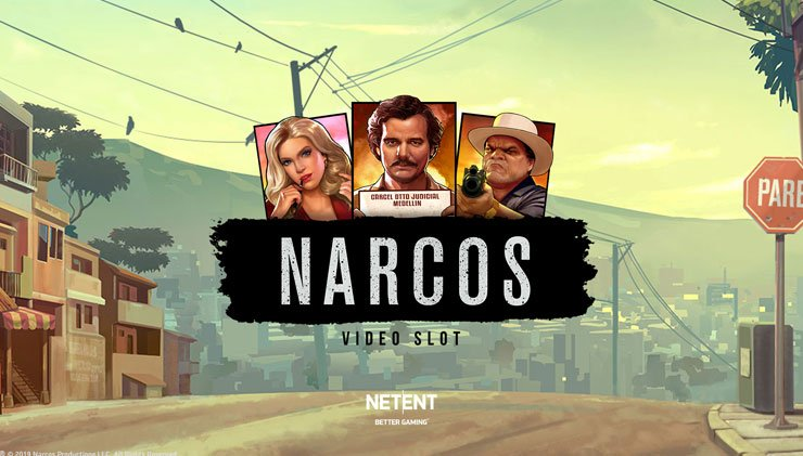 Narcos Videoslot review.