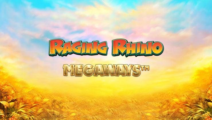 Raging Rhino MegaWays slot review.
